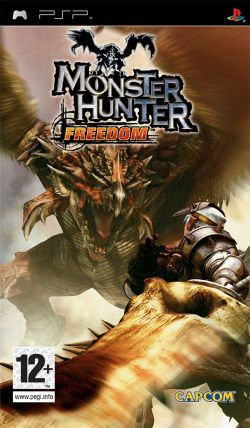 Monster Hunters Freedom Cover.jpg
